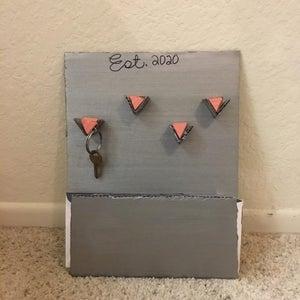 Key and Mail Organizer