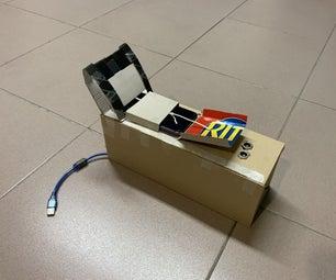 Anti-Phone-Distraction Machine