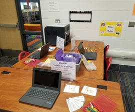 Makerspaces & Makey Makey: Exploration Stations