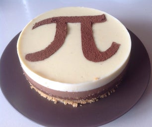 Pi Three Choco Cake
