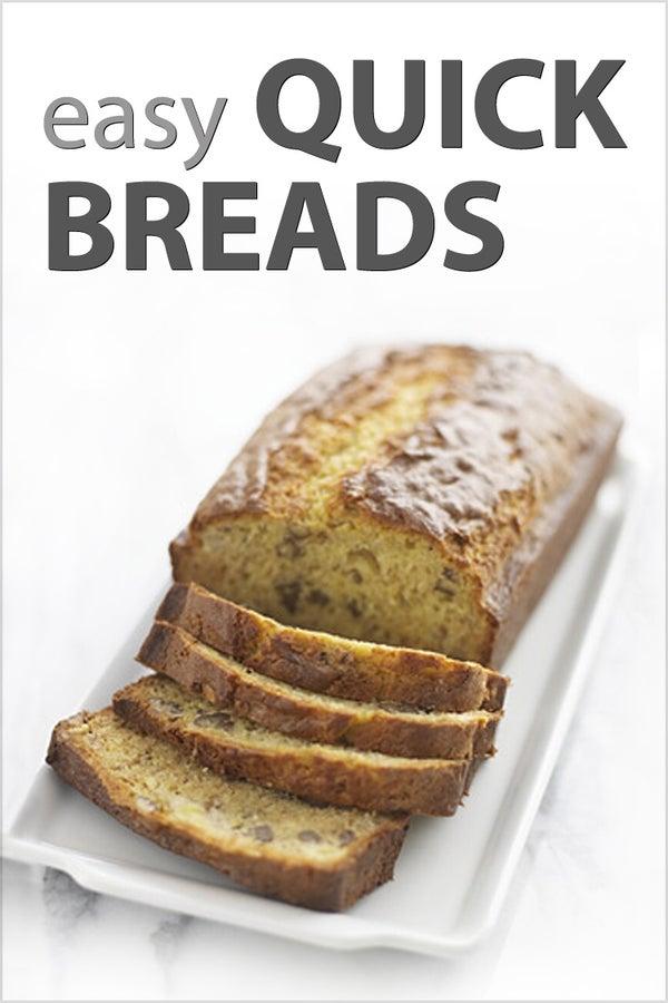Easy Quick Breads