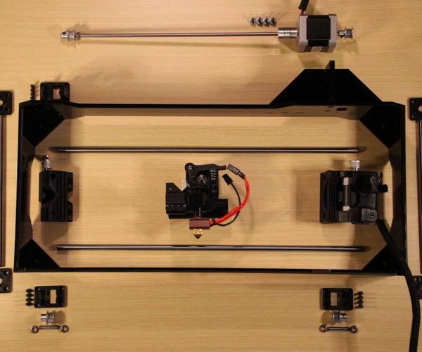 XY Gantry Module for Lum Printer