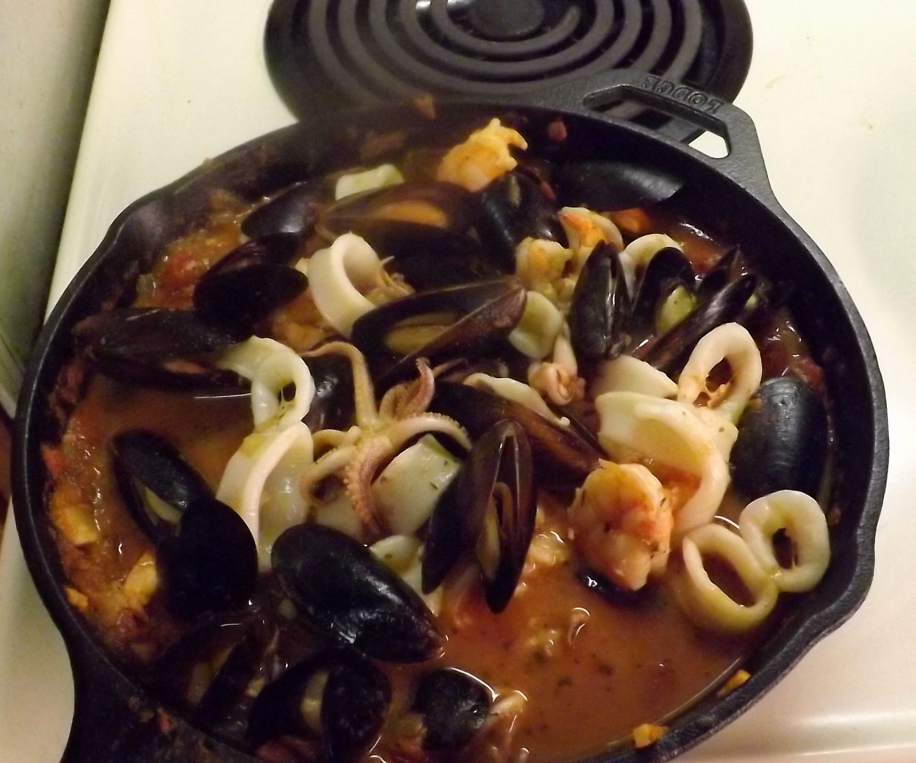 FRUTTI di MARE (FRUIT OF THE SEA)