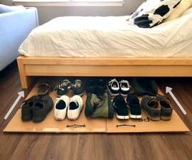 Low-Profile Drawer for Easy Storage