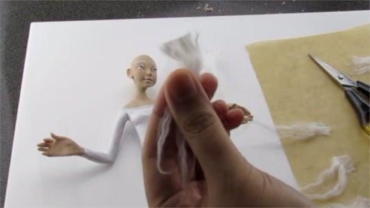 Painting & Adding Hair