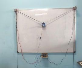 VERTICAL X-Y PLOTTER || DRAWING ROBOT || ARDUINO PLOTTER