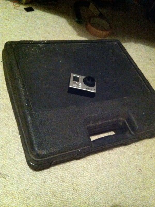 GoPro Camera Box [The Cheap Way]