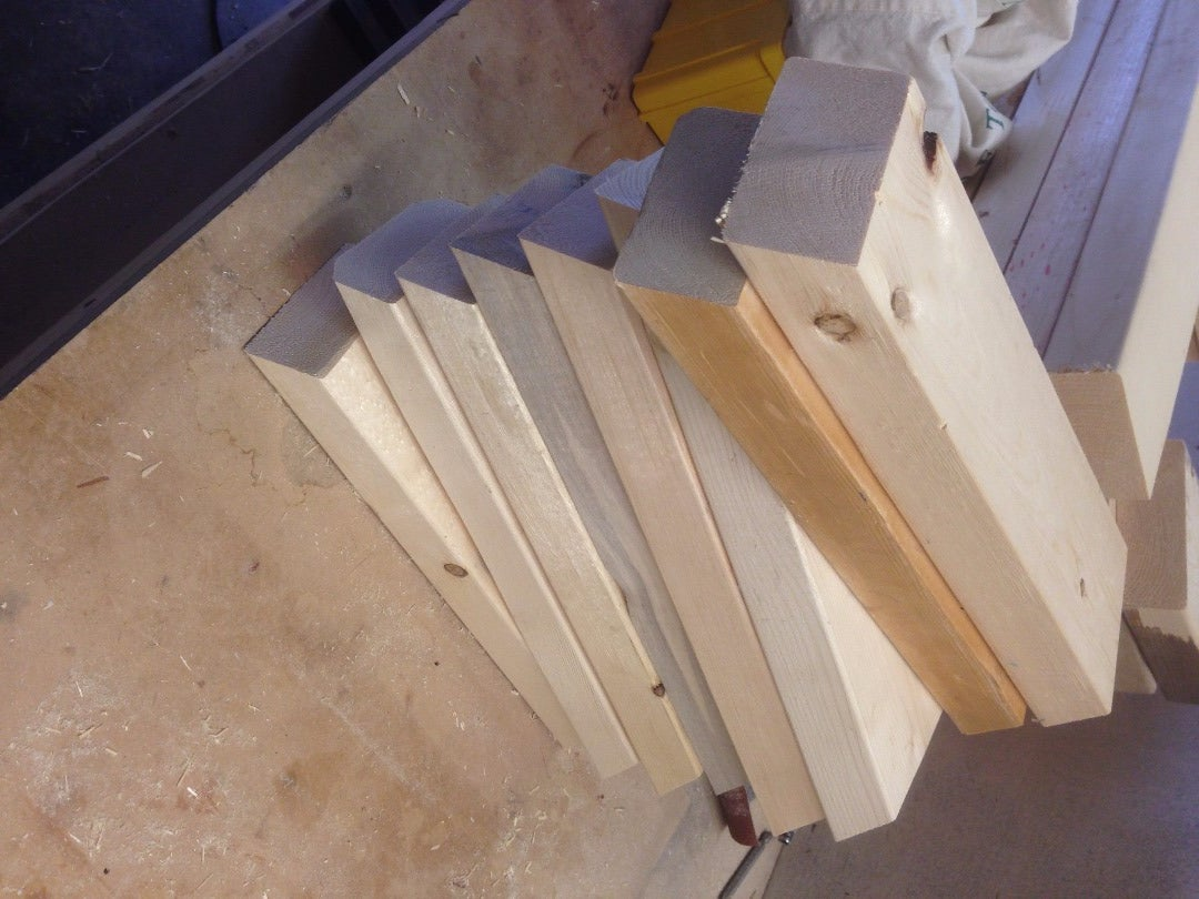 Cut Supports