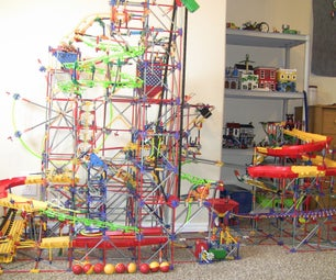 Equipoise: a K'nex Ball Machine
