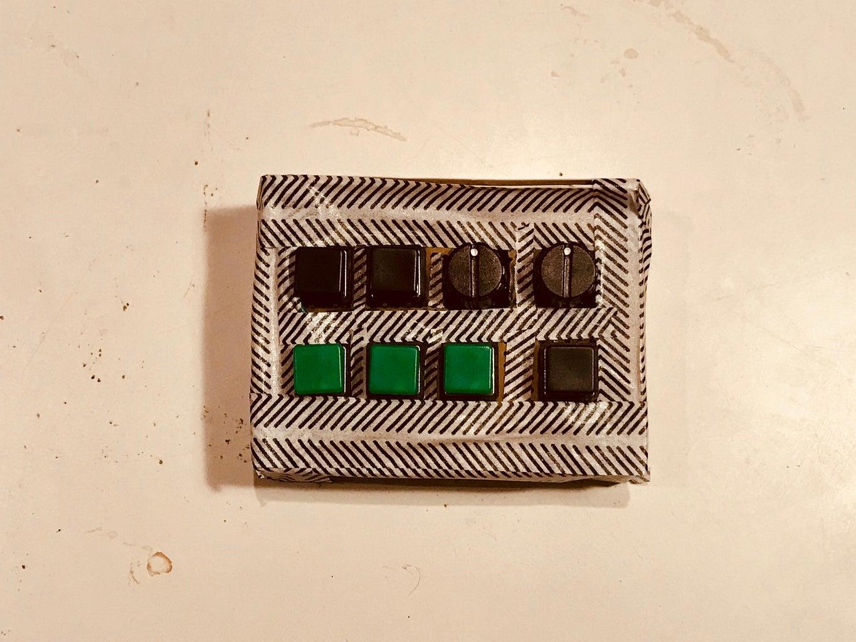 Mini Control Pad for Photoshop (Arduino)