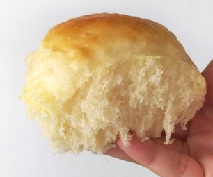 Easy Fluffy Potato Dinner Rolls
