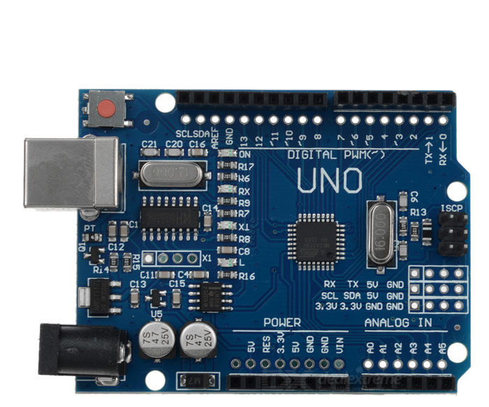 The Only Way to Fix a ATmega328P (Arduino Uno R3)