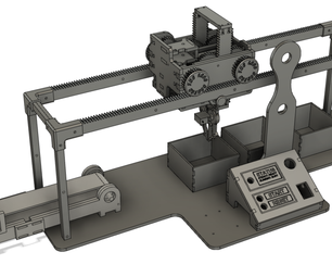 Mechatronics Project: Lego Sorter