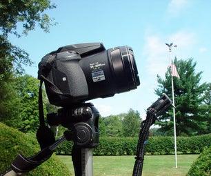 ClearShot Time Lapse Lens Defogger