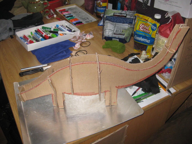 Make a Dinosaur!
