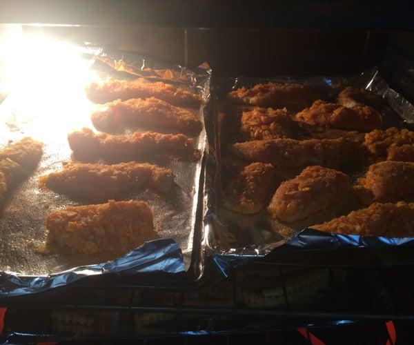 Snack Chicken