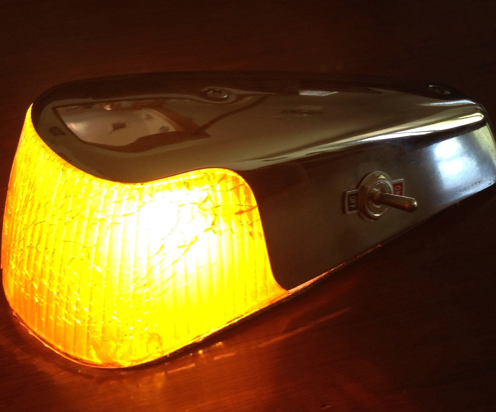 VW Beetle Turn Signal Lamp