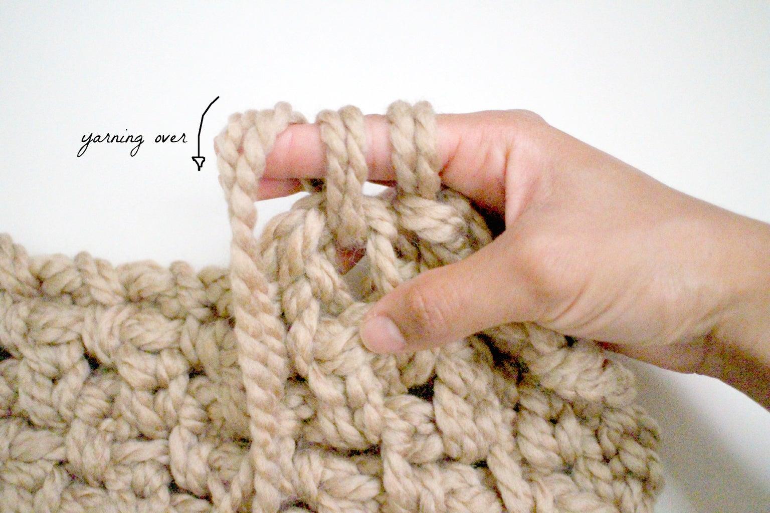 Half Double Crochet Part 2