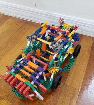 K'nex Monster Car