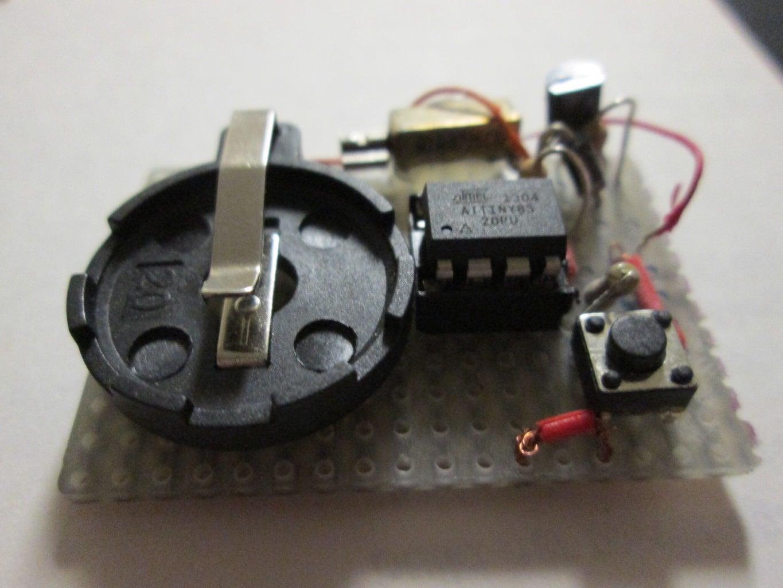 Vibrating Timekeeper