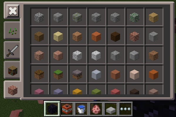 How to Make a Mob Volcano in Minecraft Pocket Edition