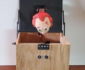 The Jump Scare Jack in the Box