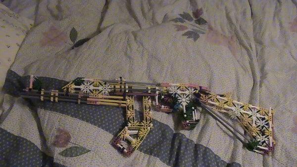 Four Knex Guns I Made