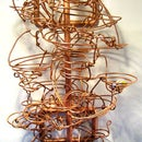 How to Make a Copper Rolling Ball Sculpture