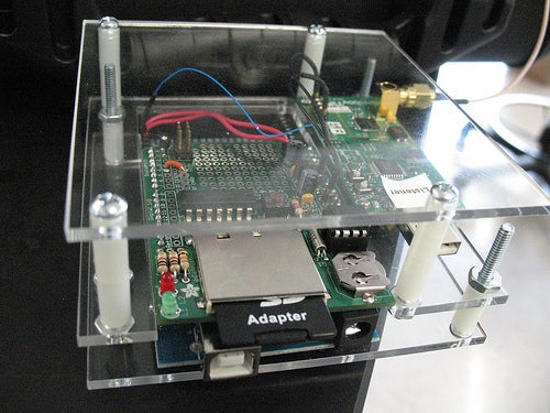 Build a Datalogger for Your Wireless Sensor Network
