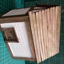 How to Make a Cottage for Tabletop Games