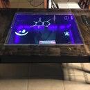 Lightboard Coffee Table and Art Display
