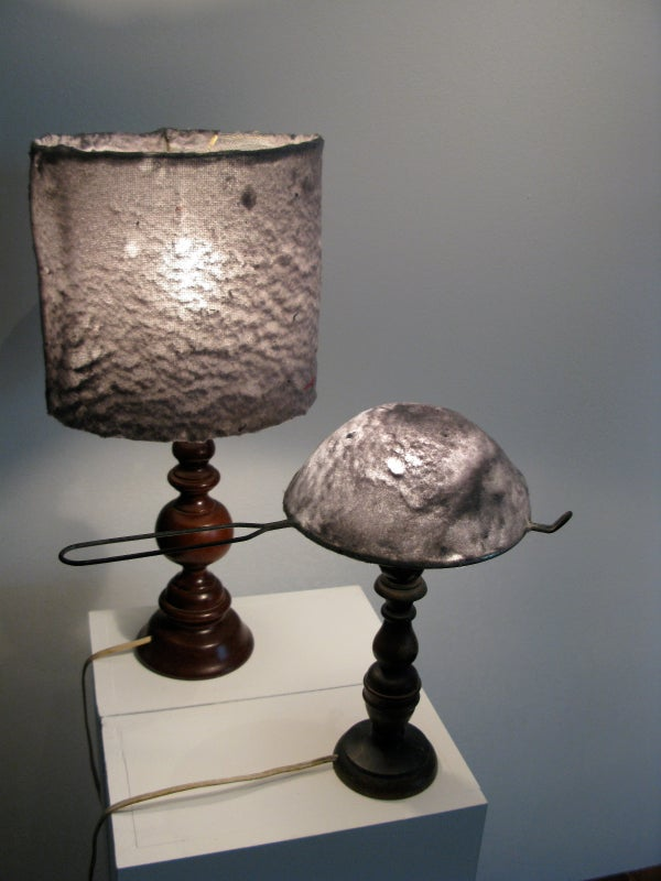 A ByProduct Lamp-shade