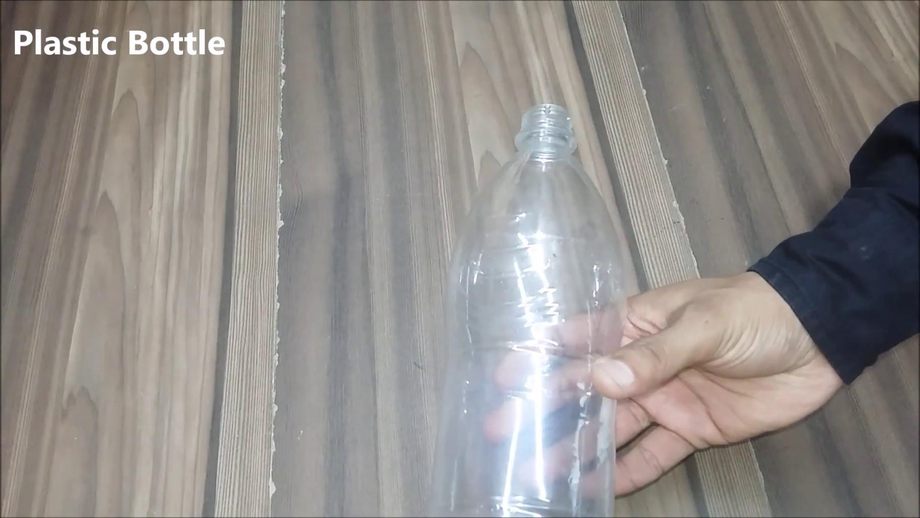 Use of Plastic Bottle