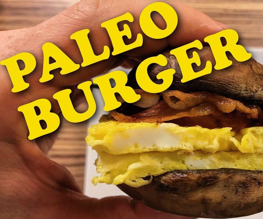 Paleo Burger | Delicious burger without bun