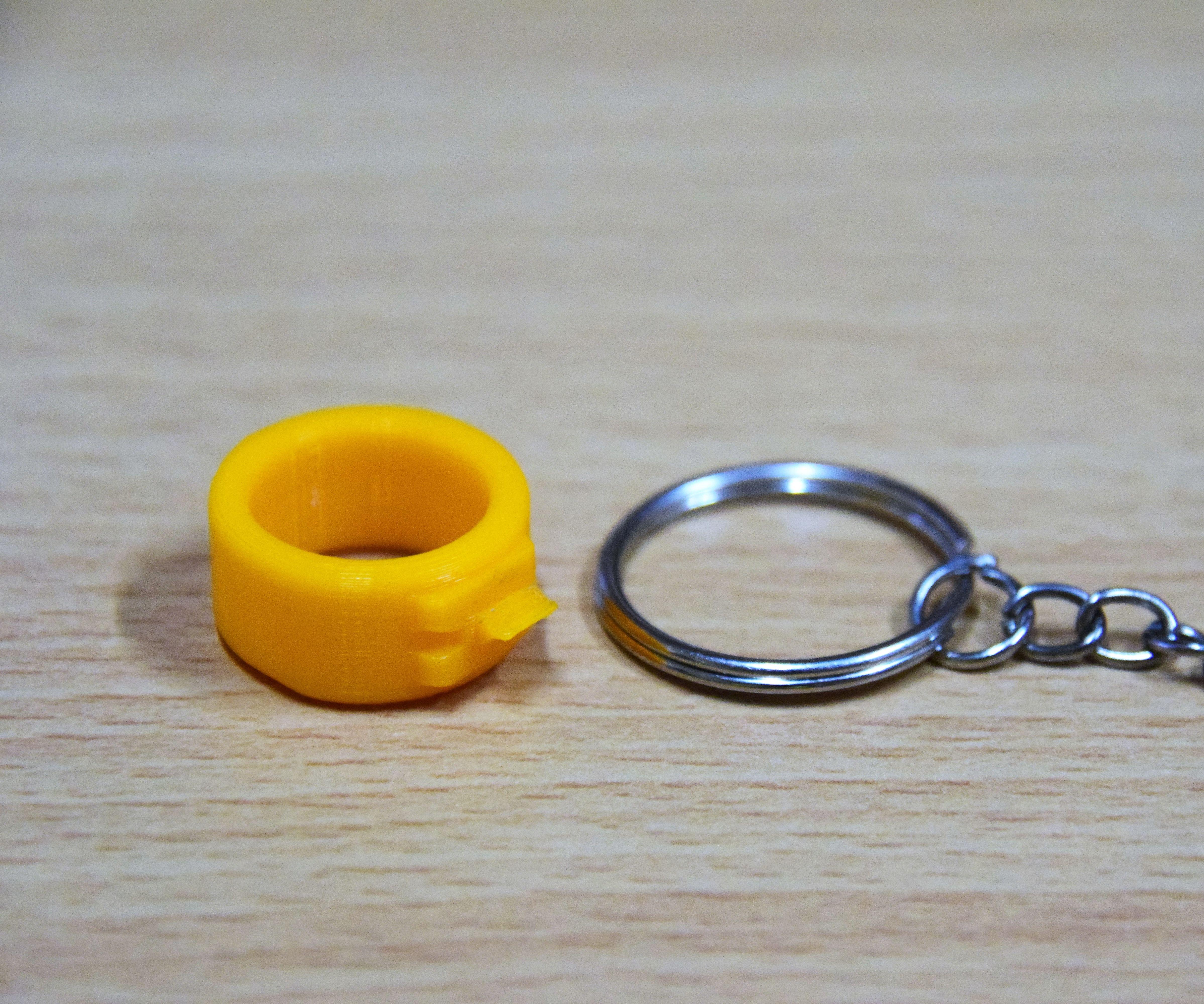 Simple Keychain Tool