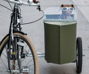 Bicycle Sidecar for Your Dog