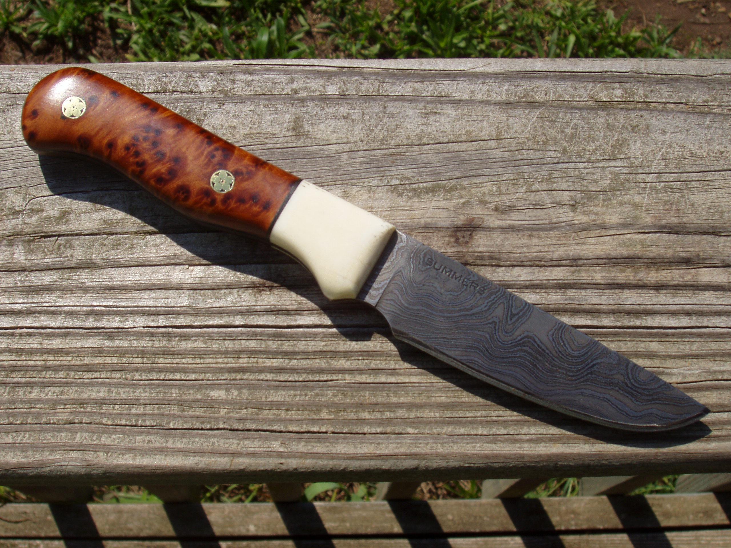 Independence Project- Knifemaker