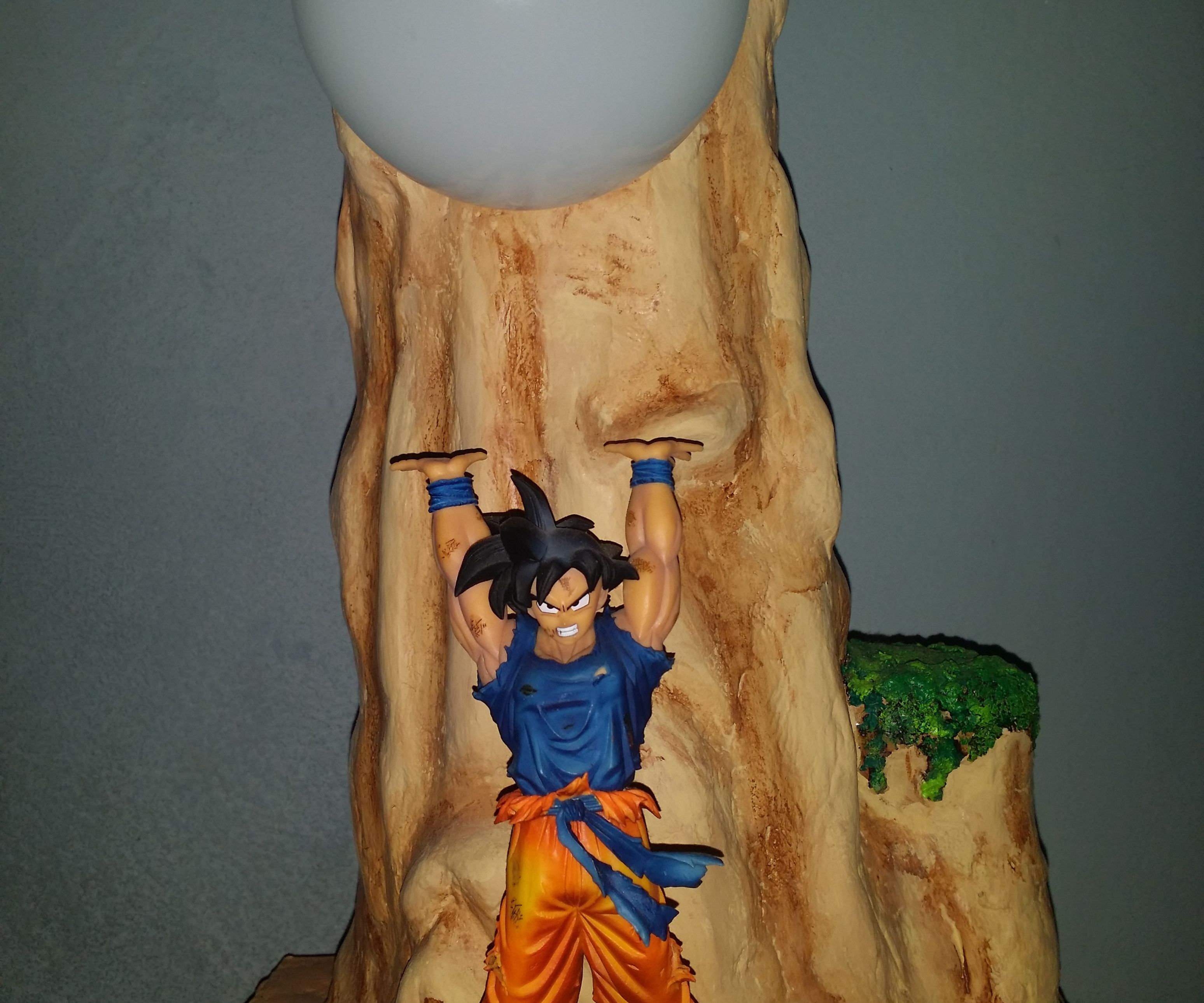 Dragon Ball Z lamp