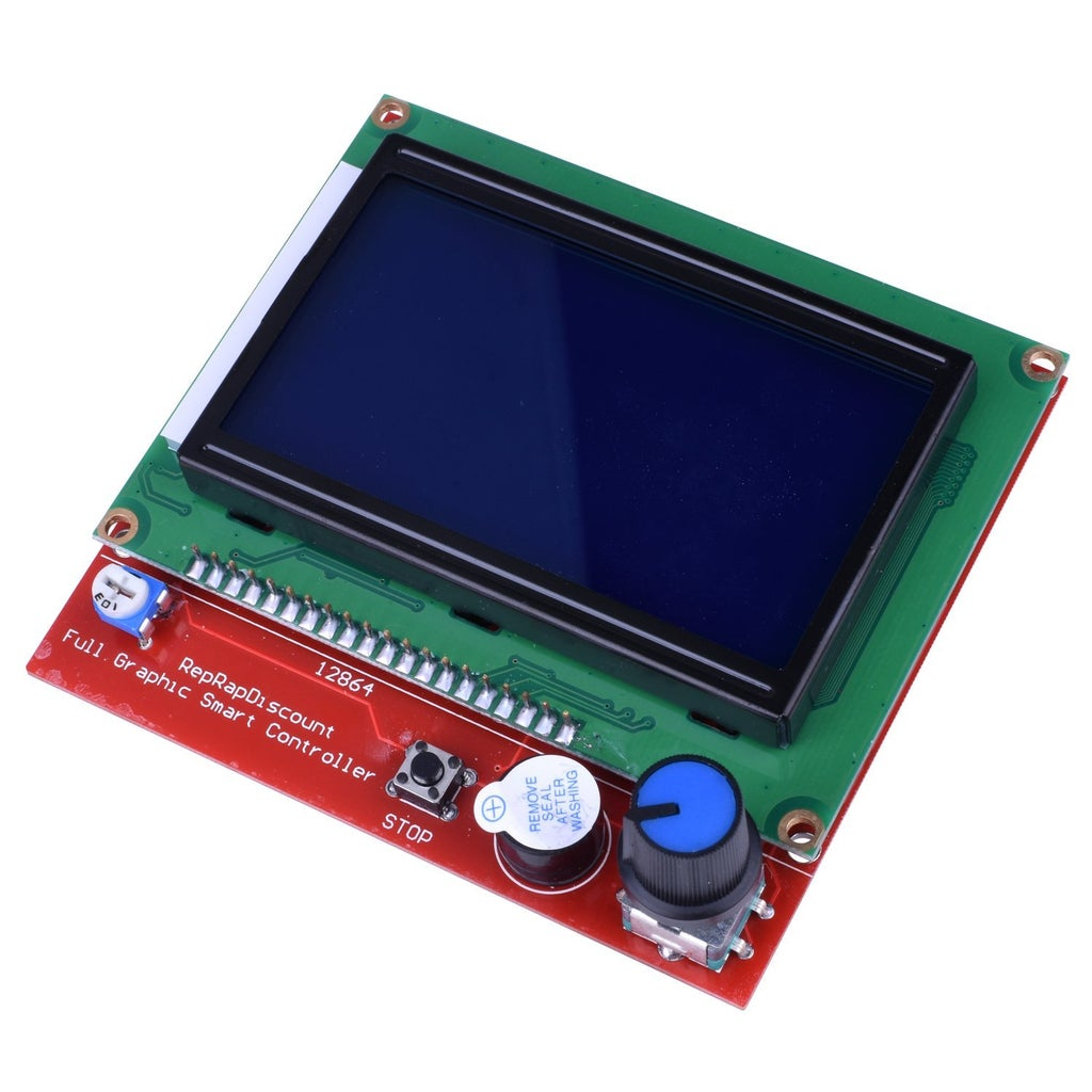 Connecting LCD