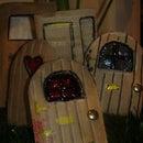 Fairy, Pixie, Elf, Leprachaun doors