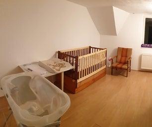 Babaágy / Baby Bed