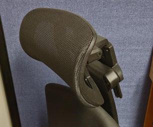 A Custom Chair Headrest Mount