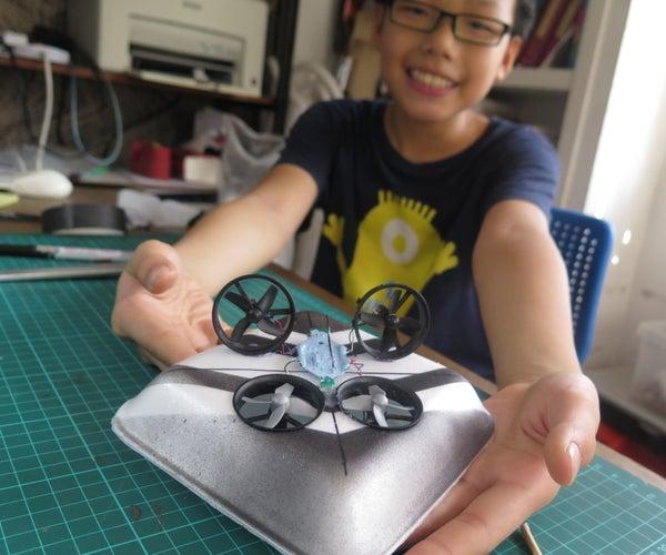 Lunch Box Hovercraft
