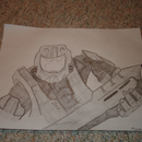 Halo 3 Sketch