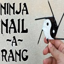 DIY Ninja Nail-arang | Homemade Shuriken (Video)