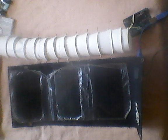 Solar Arduino Snake