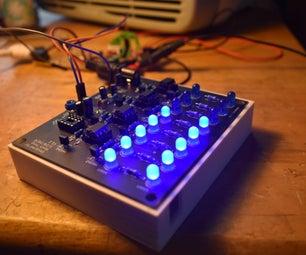 LED卷栏