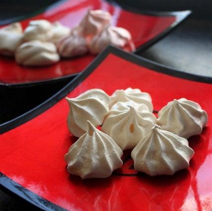 Swiss Merengue Cookies