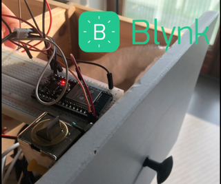 ESP32 Cupboard Lock With Blynk