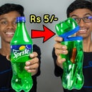 DIY Bottle Pouch Let's Reuse Plastic Bottles:)
